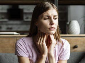 Schildklierwaarden schildklierpijn
